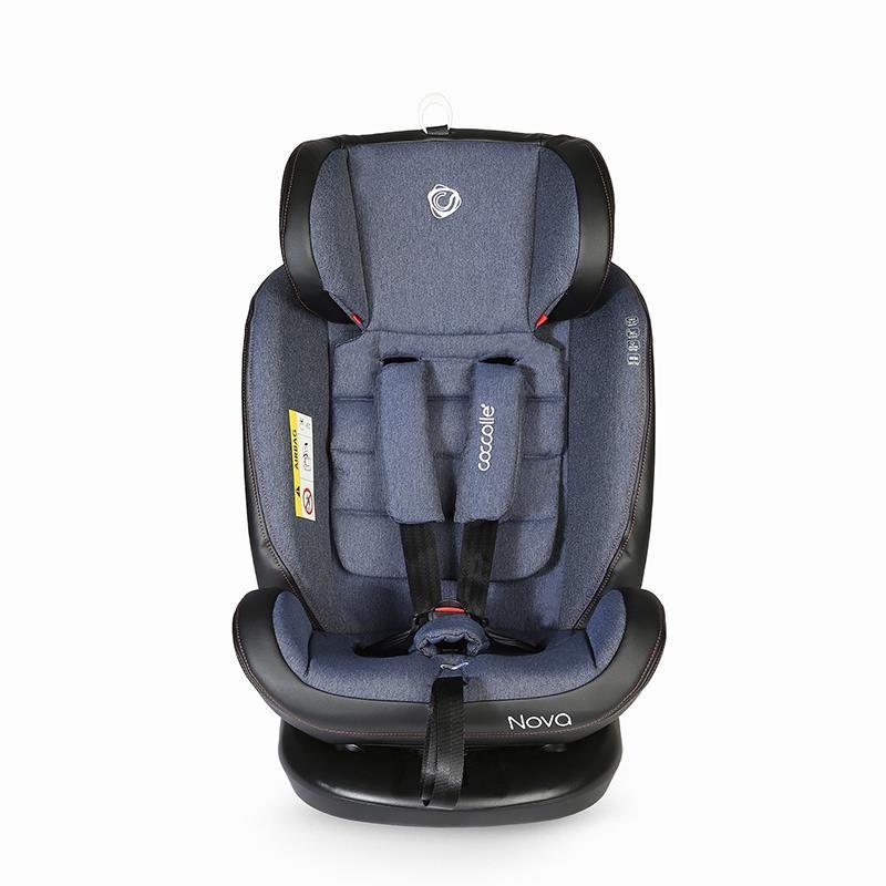 Scaun auto rotativ cu Isofix grupa 0-36 kg Nova Jeans [39]